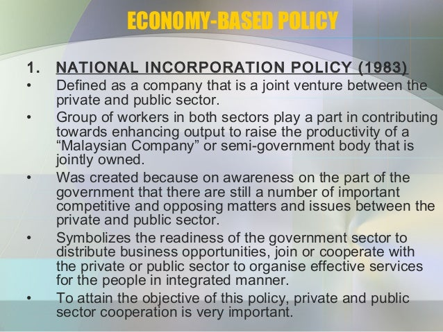 initiation of monetary and fiscal policies to stimulate economic growth of malaysian economy There is growing awareness that knowledge about economic growth is   highlighted ongoing debates in areas such as monetary and fiscal  the post- war growth of the malaysian economy falls into four broad phases  strategies  were the first concerted attempt at the national policy level to initiate a.