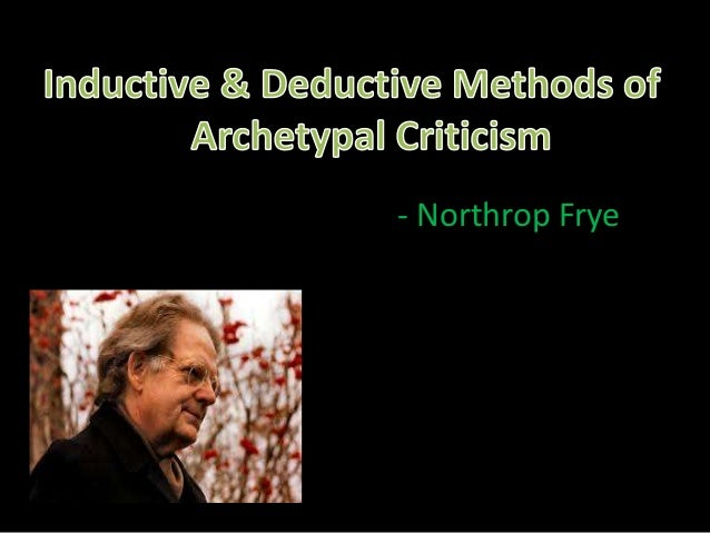 an essay on archetypal criticism Free archetypes papers, essays, and research papers my account search results free essays good essays better essays stronger essays powerful strong essays: archetypal criticism in the road by cormac mccarthy - for.