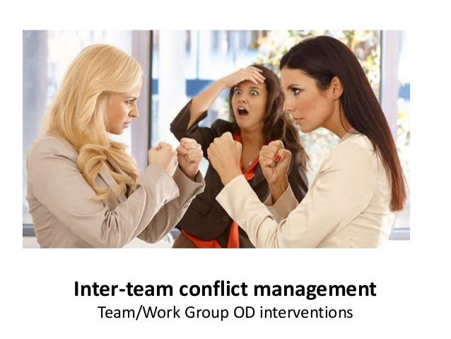 conflict intervention in team environments Approaches to conflict resolution | conclusion | references  (8) conflict  management within a team environment requires the ability to solve problems,  set.