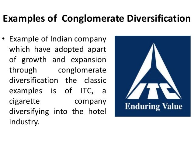 diversification strategies corporate level strategies