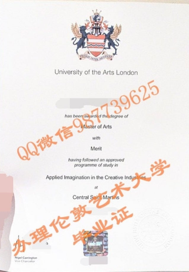 fake ual diploma q wechat 987739625 university of the arts london transcript certificate bachelor