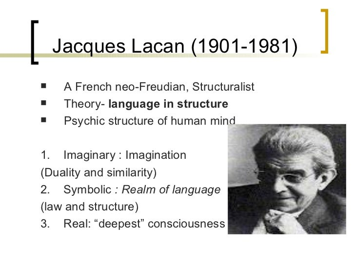 What lacan means by the mirror stage english literature essay