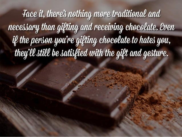 20 Awesome Facts About Chocolate That You Need To Know For Valentine's Day Slide 3