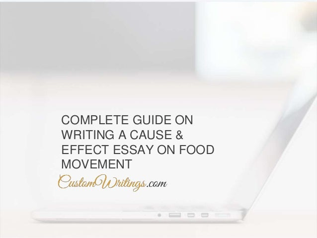Cause and Effect of Social Media Essay