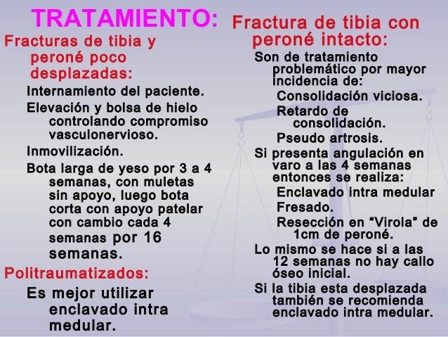 TRATAMIENTO FUNCIONAL INCRUENTO DE LAS ESTRUCTURAS A LO SARMIENTO Y FERNANDEZ ESTEVE : Etapa de la bota larga: Yeso crurop...