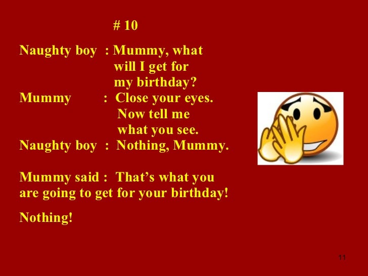 20 jokes for students