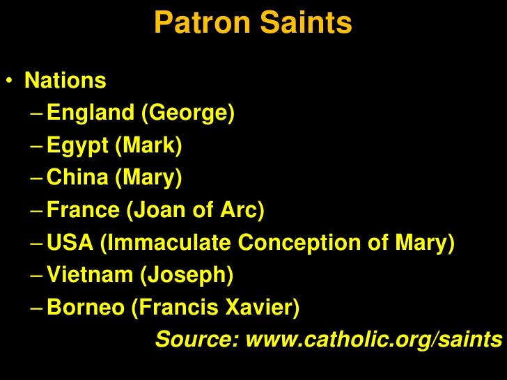 20   Mary And The Saints Slide 75