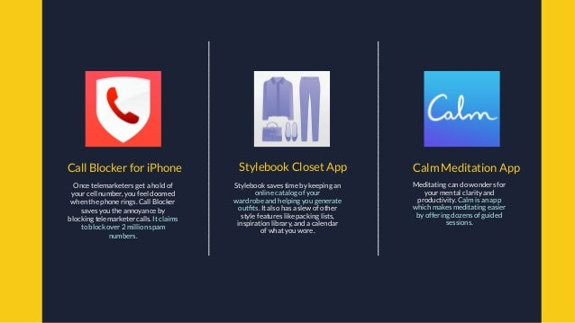 20 Productivity Apps That Will Help You Become Effective