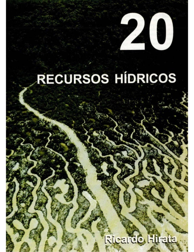 20 recursos hídricos