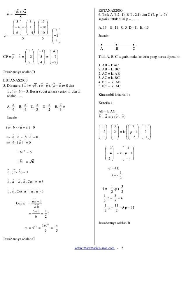 Soal Dan Pembahasan Matematika Dasar Pdf