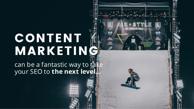20 steps to drive content marketing success with SEO Slide 3