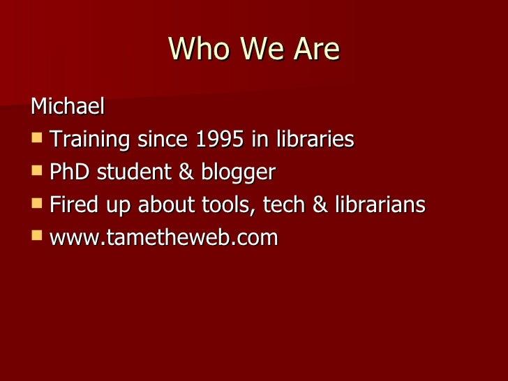 20 Technology training tips Slide 2