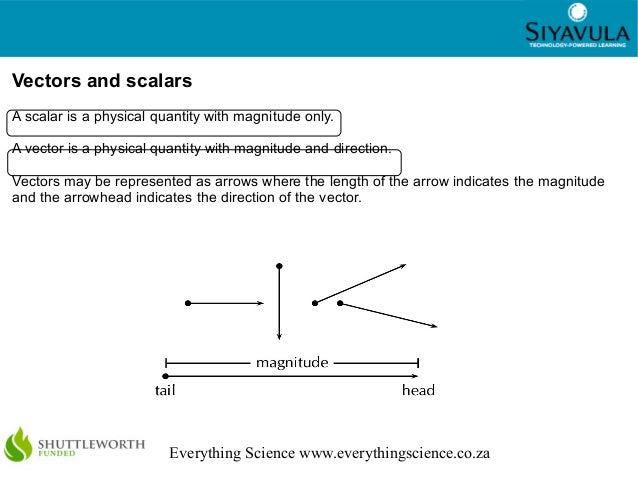 Scalars And Vectors Pdf
