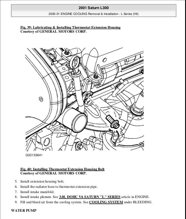 2002 Saturn L300 Stereo Wiring Diagram