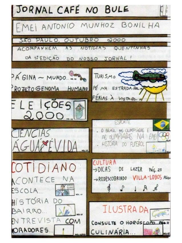 Jornal Café no Bule de 2000