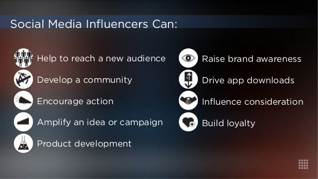 Help to reach a new audience  Develop a community  Encourage action  Amplify an idea or campaign  Product development  Rai...