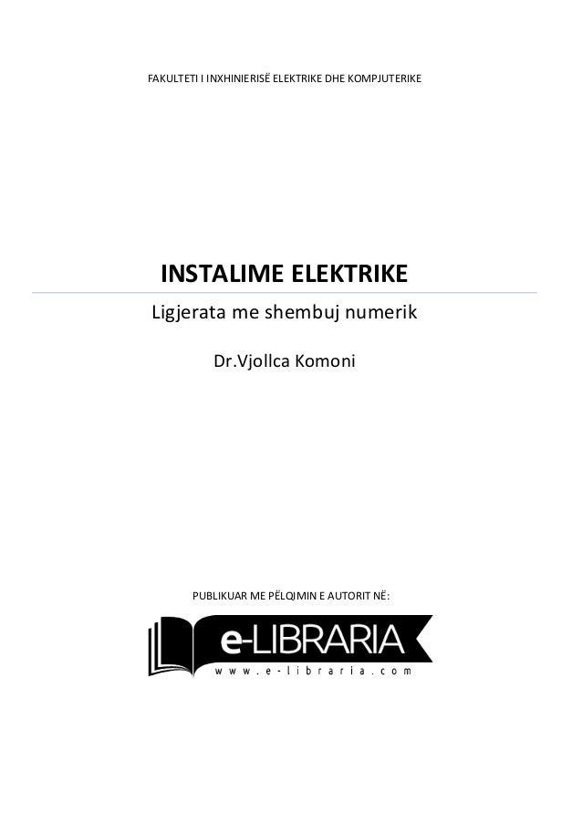 Instalime elektrike Slide 2