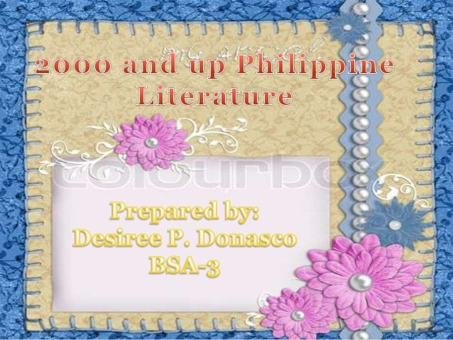 genres of philippine literature Literary period : pre-colonial: filipinos often lose sight of the fact that the first period of the philippine literary history is the longest.