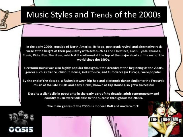 2000s powerpoint for 2000s house music