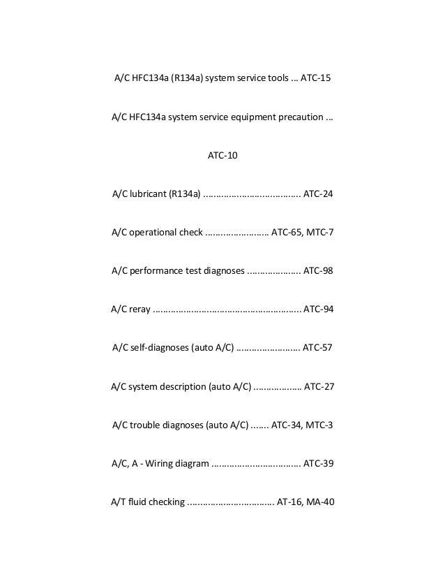 2001 2005 nissan xtrail t30 01 2002 2003 2004 05 complete service repairworkshop manual x trail download pdf service manual 10 638?cb=1392238702 ➀ 2001 2005 nissan x trail t 30 ( 01 2002 2003 2004 05 ) complete nissan x trail wiring diagram pdf at gsmx.co