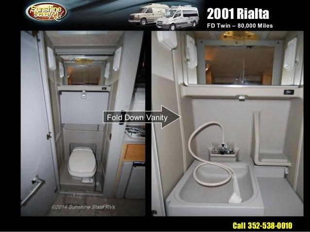 2001 Winnebago Rialta FD Twin at Sunshine State RVs