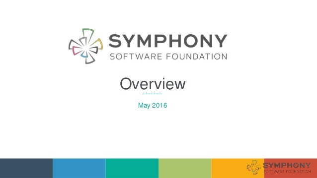 Overview May 2016