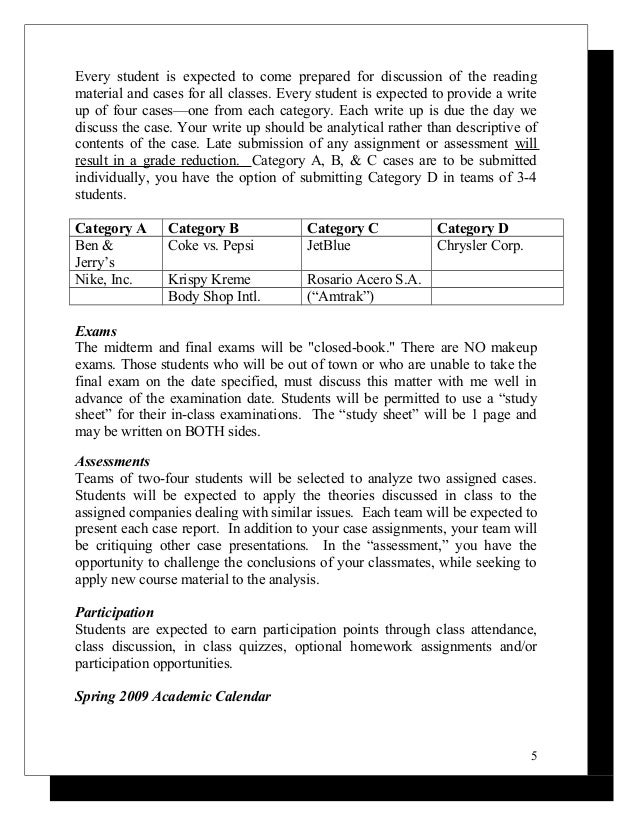 Warren buffet 2005 case study