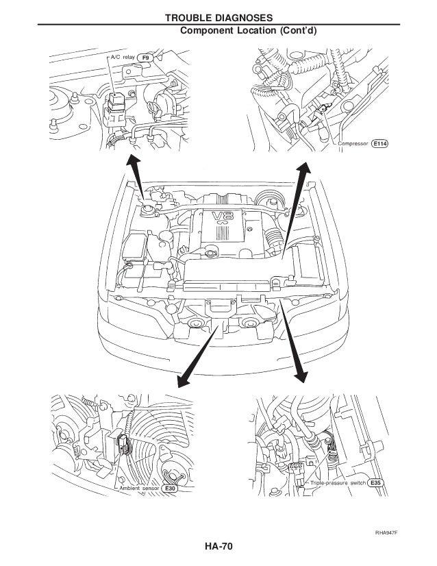 2001 infiniti q45 service repair manual