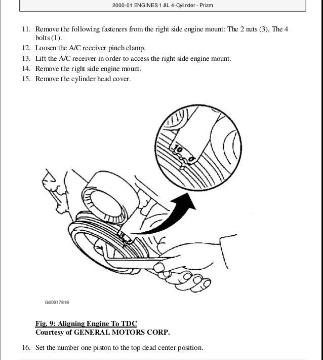 2001 toyota corolla service repair manual
