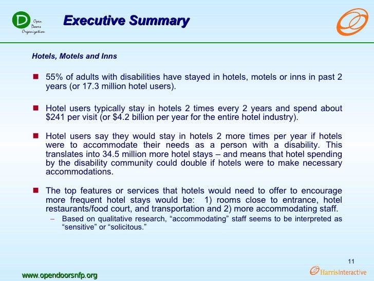 ... 11.  sc 1 st  SlideShare & 2002 Open Doors Organization Disability Study