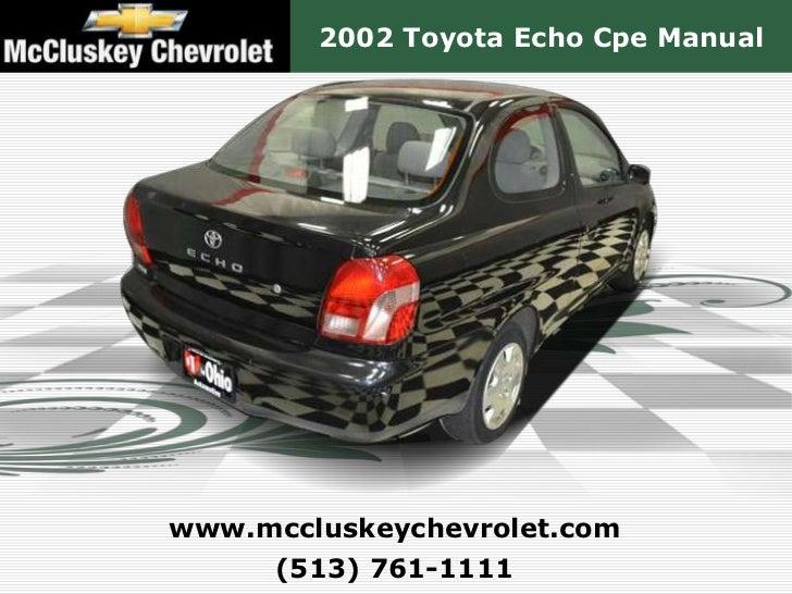 ... 13. 2002 Toyota ...