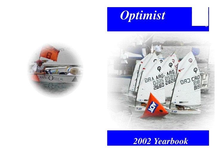 Optimist                  ®  2002 Yearbook
