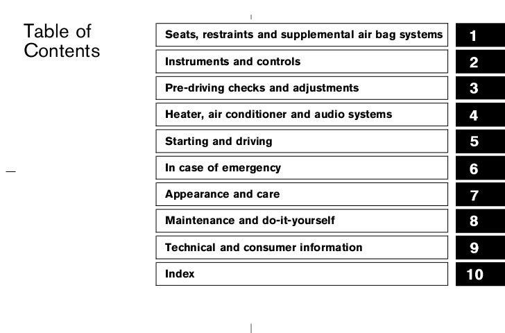 2003 nissan pathfinder manual pdf
