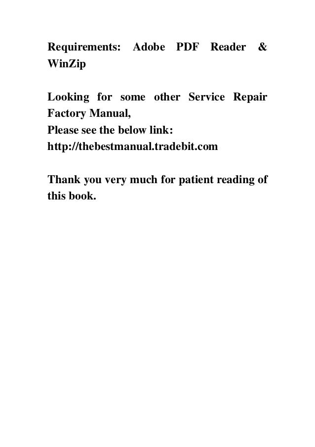 2003 2004 yamaha yzf r6 service repair factory manual instant download rh slideshare net yamaha r6 2004 manual pdf yamaha r6 2004 manual