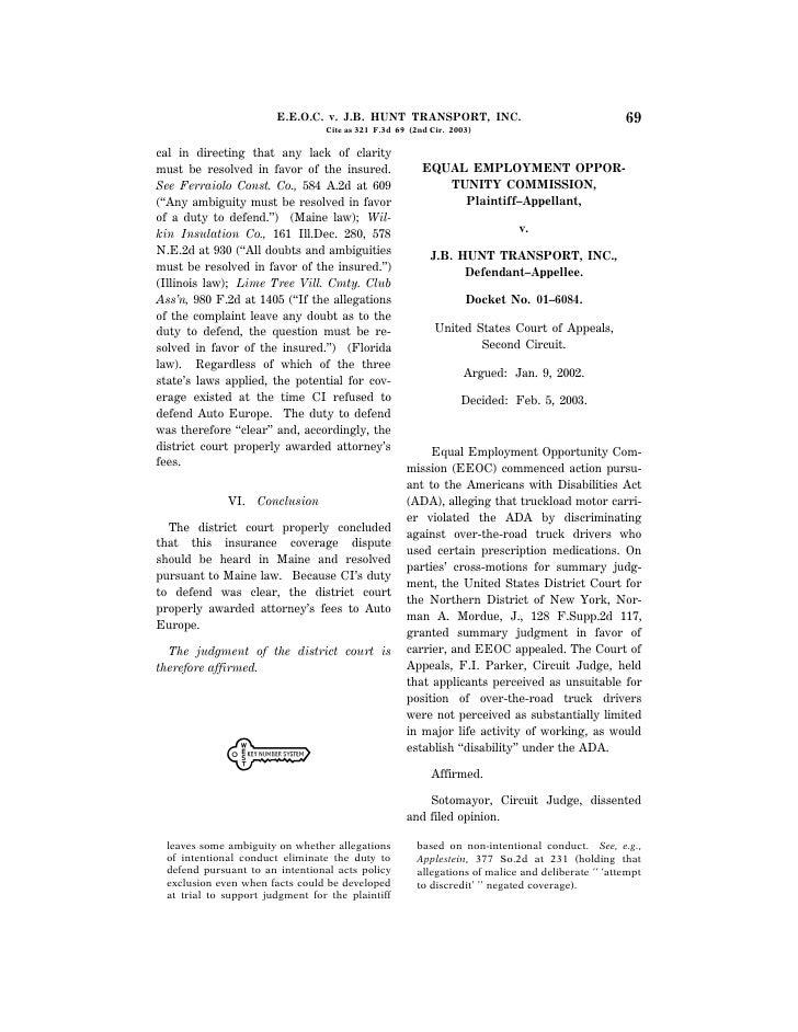 E.E.O.C. v. J.B. HUNT TRANSPORT, INC.                                      69                                  Cite as 321...