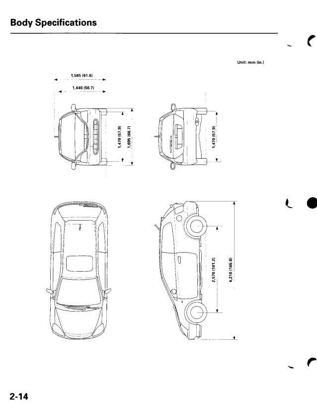 2003 honda civic si hatchback service repair manual