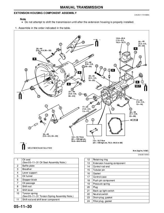 2004 rx8 manual transmission fluid