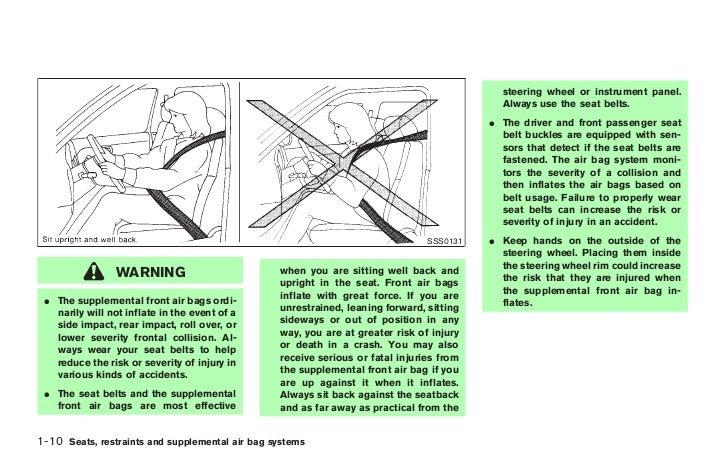 2004 murano owner s manual rh slideshare net 2004 Nissan Murano Radio 2004 Nissan Murano Radio