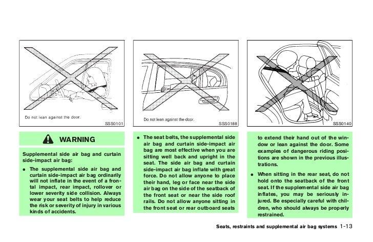 2004 murano owner s manual rh slideshare net 2004 Nissan Murano Radio 2004 nissan murano owner's manual