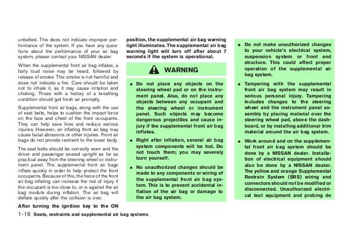 2004 murano owner s manual rh slideshare net 2004 Nissan Murano Radio 2014 murano owners manual