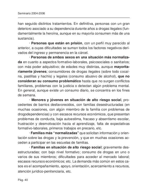 Pág. 42 Seminario 2004-2006 ¿Por qué nos federamos? ENLACE se creó en 1991 con el empuje de asociaciones de algu- nas prov...