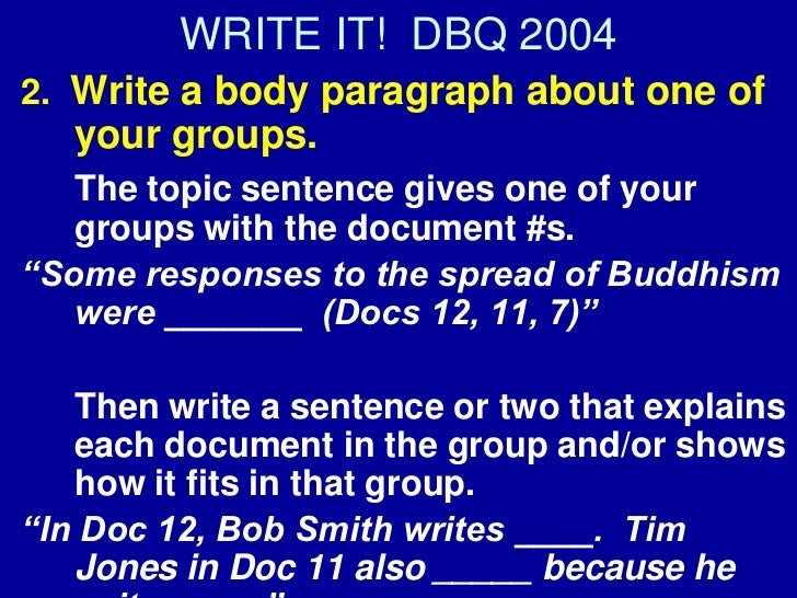 dbq essay buddhism in china Materials: dbq essay - response to the spread of buddhism in china ap dbq rubric and reasoning skills ap dbq documents response to the spread of buddhism in china ap world dbq what good responses will include homework: prepare for dbq essay by writing thesis and.
