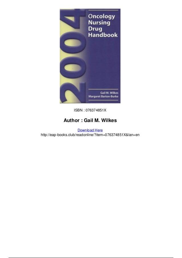 ISBN : 076374851X Author : Gail M. Wilkes Download Here http://eap-books.club/readonline/?item=076374851X&lan=en