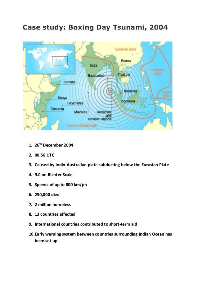 Tsunami Era right from any 2004 M=9.1 Sumatra-Andaman Earthquake