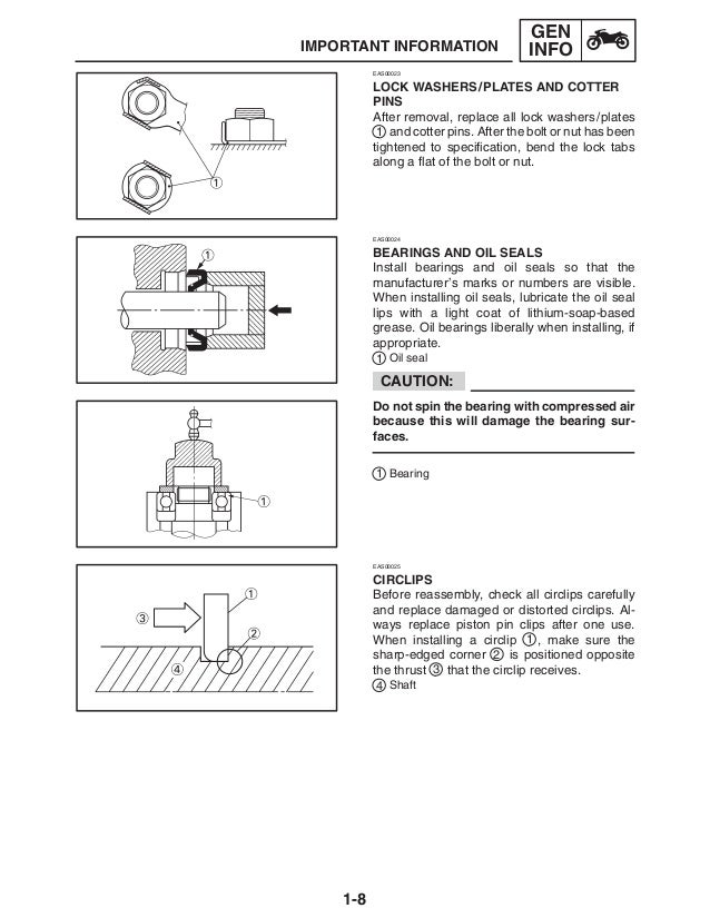 2004 yamaha yzf r6 sc service repair manual