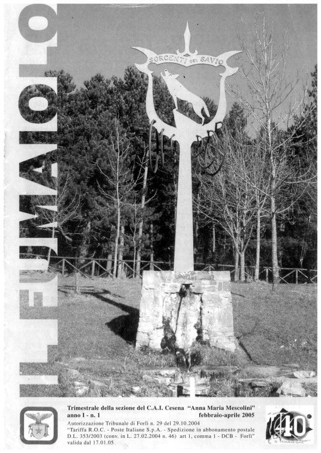 IL FUMAIOLO - 1 - 2005 Febbraio