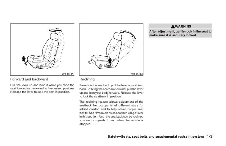 2005 altima owner s manual rh slideshare net nissan altima 2005 owner manual pdf 2005 nissan altima owners manual for free