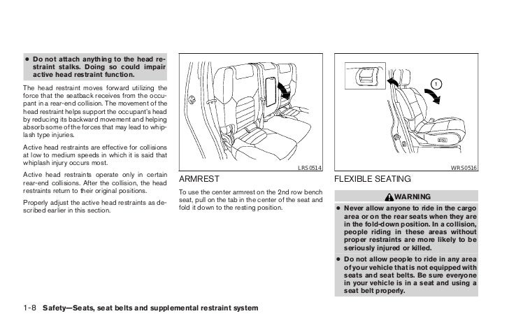 nissan pathfinder owners manual 2005