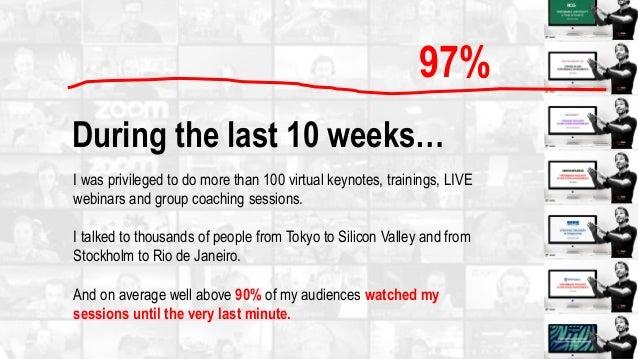 12 Virtual Keynote Tipps Slide 3