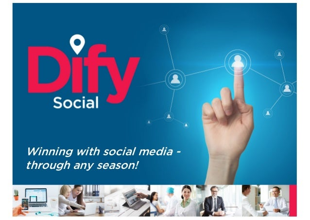 Winning with social media - through any season!